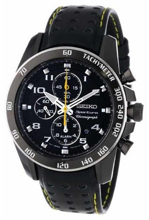 mens black watches