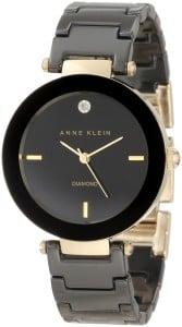 Anne Klein Women's AK1018BKBK