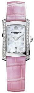 Baume & Mercier Hampton Milleis Ladies Watch 8513