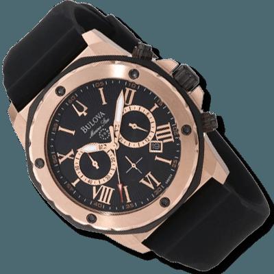 Bulova 98b104 Calendar Watch