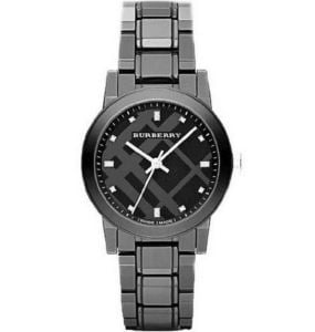 Burberry The City Ceramic Ladies Watch BU9183