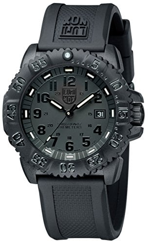 Luminox Evo Navy Seal Blackout