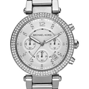 Michael Kors Parker Glitz Watch