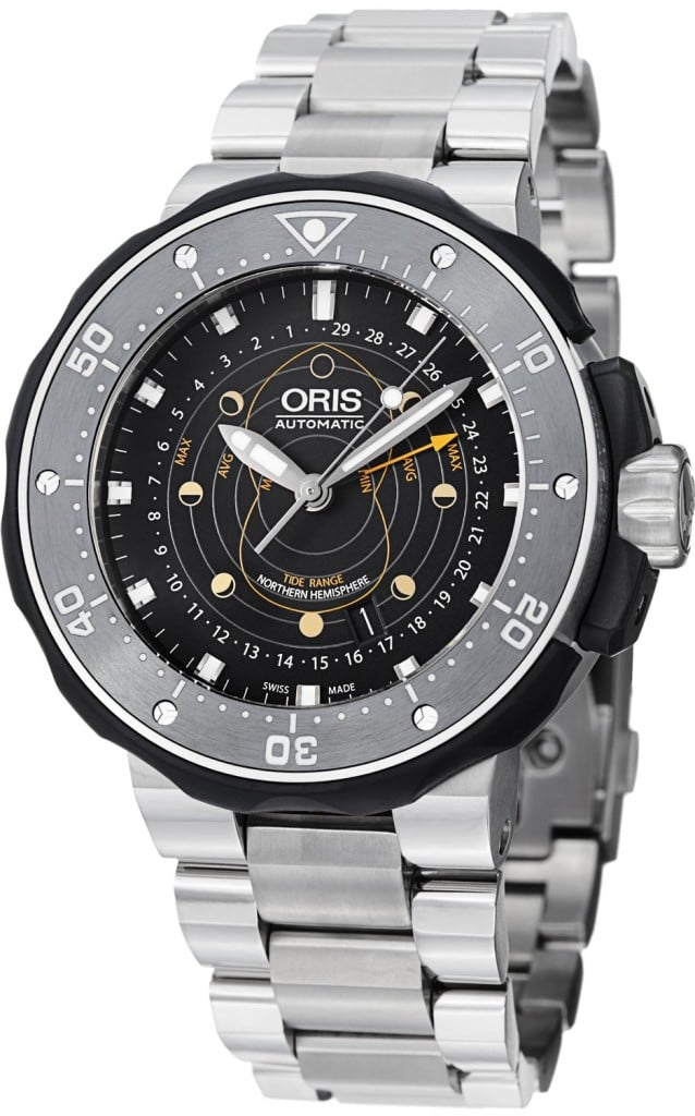 Oris Moonpointer Men's Automatic Watch