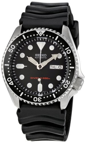 Seiko Men's SKX007K Diver's Automatic Watch