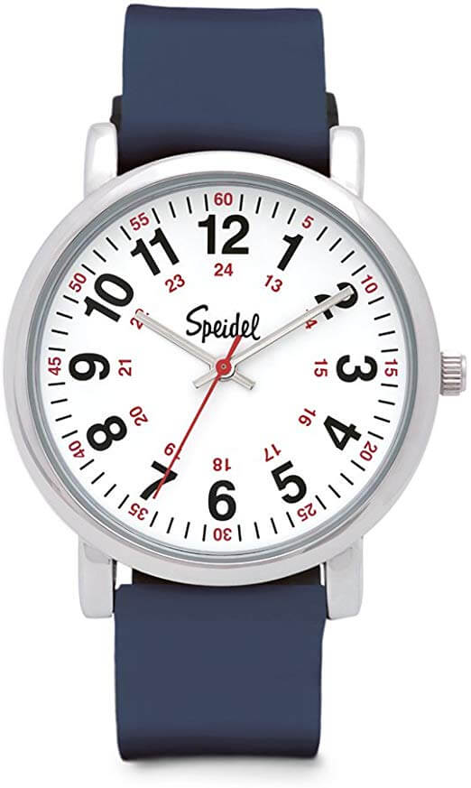 Speidel Original Scrub Watch - Medical Scrub for nurses