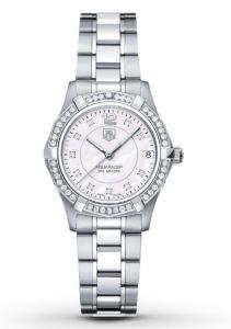 TAG Heuer Women's WAF1313.BA0819 Aquaracer Quartz Watch