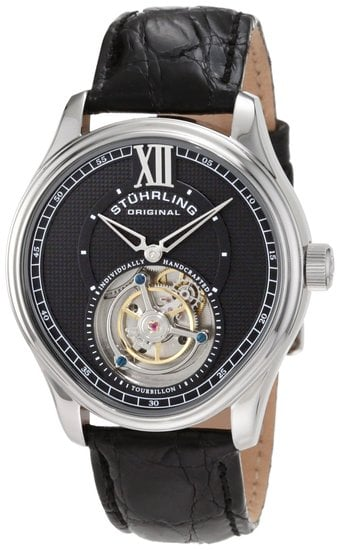 Everest Tourbillon stuhrling watch review