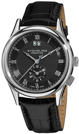 Laureate stuhrling watch review