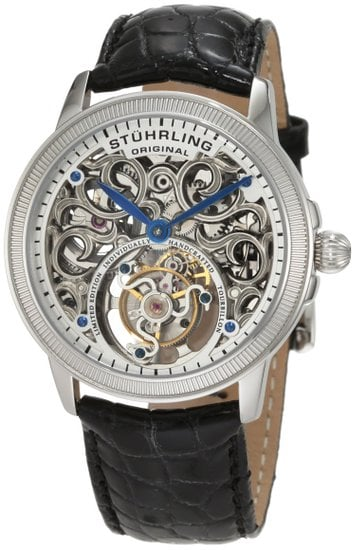 Mirage Tourbillon stuhrling watch review