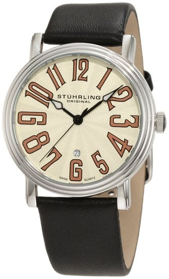 Roulette stuhrling watch review