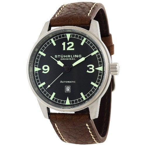 Tuskegee Flier stuhrling watch review
