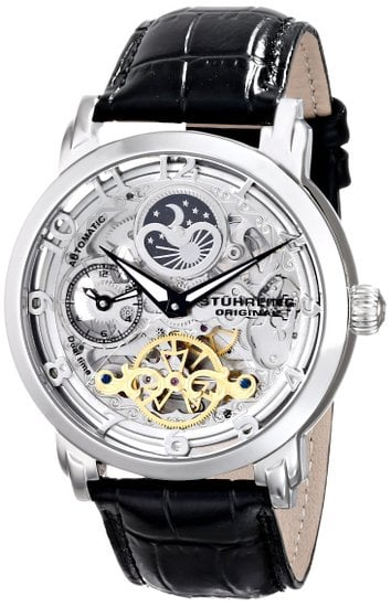 Winchester Revolution stuhrling watch review