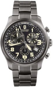 Victorinox Swiss Army Men's Infantry Vintage Black Dial Watch Review