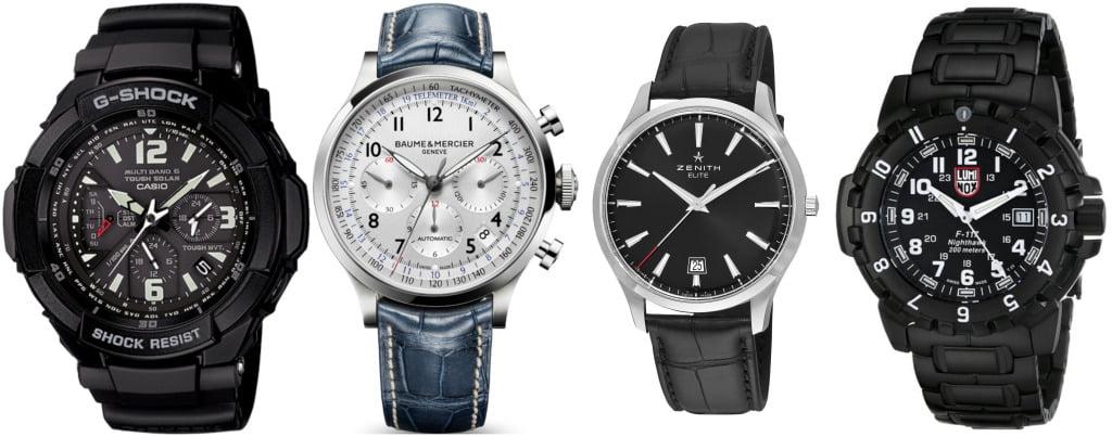 Top watch brands for men top 10 brands watches wmm for Watches brands for men