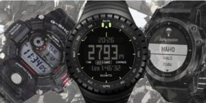 best military watches for men - top 5 toughest watches
