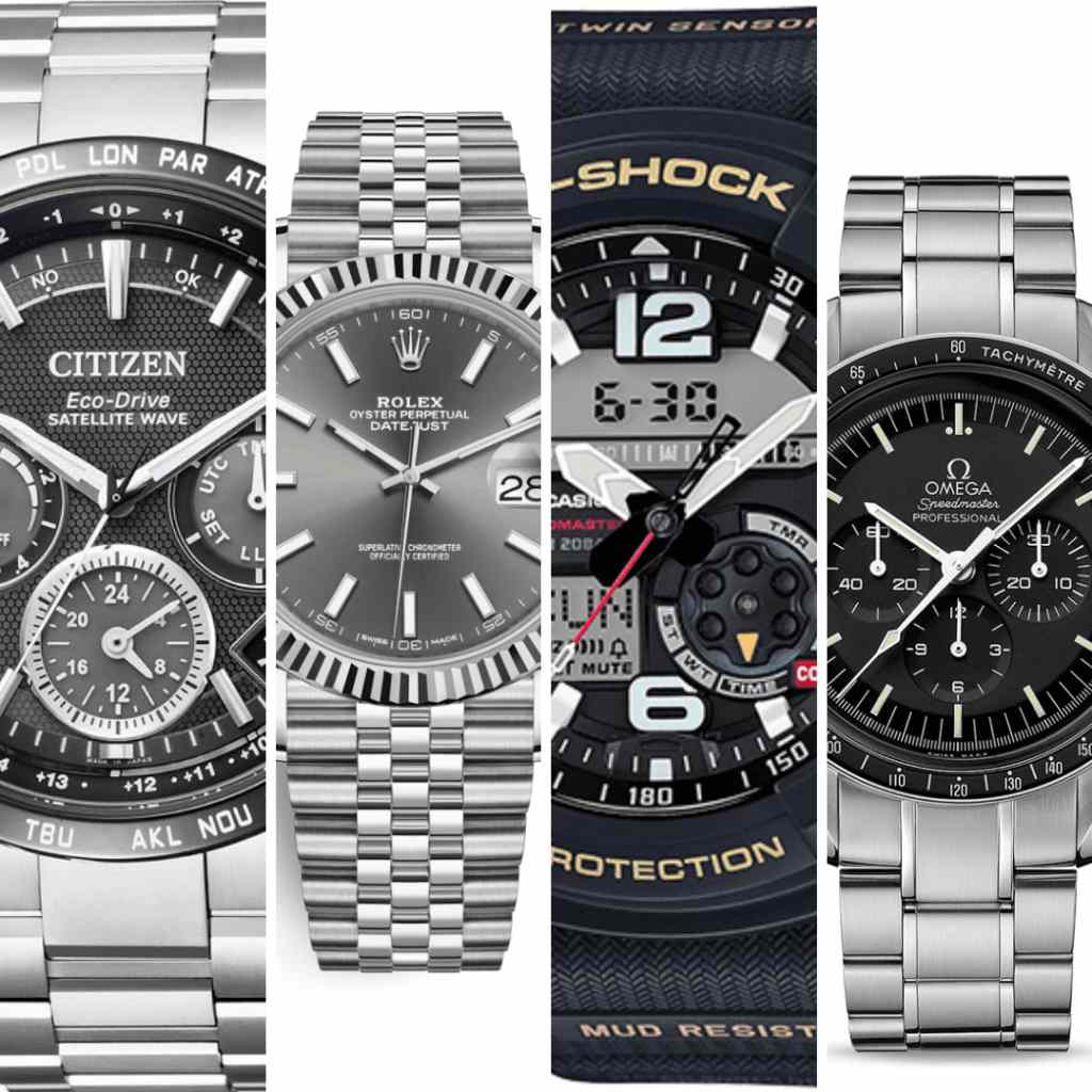 best watch brands currently trending