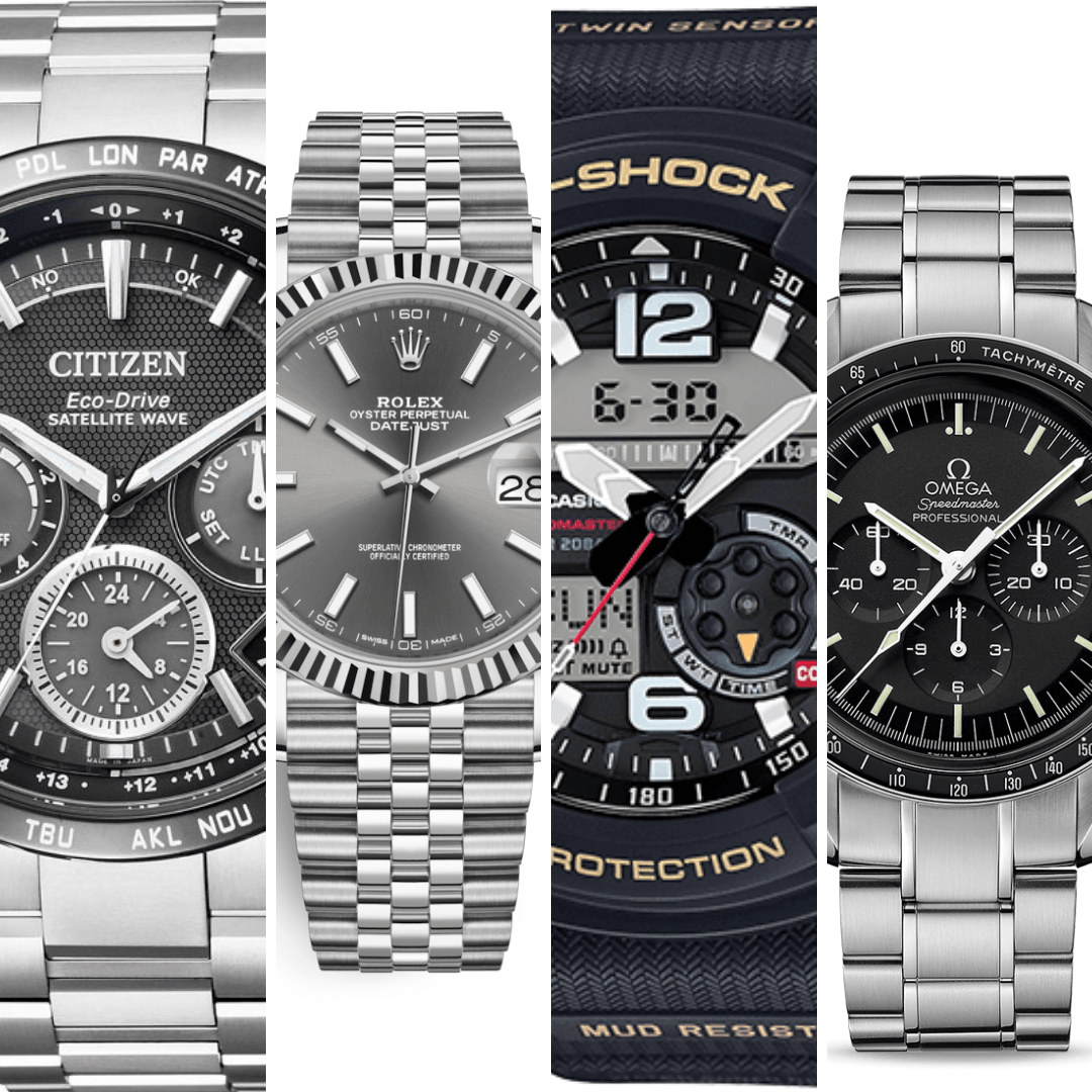 best watch brands currently trending men