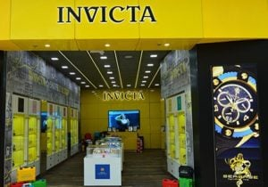 Invicta watches store front