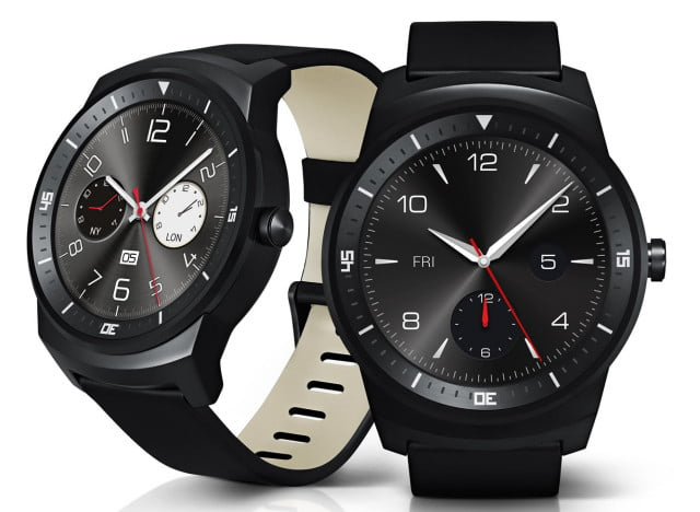 Best Smart Watches - lg g watch r review