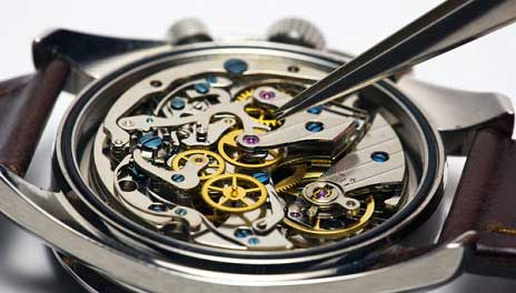 mechanical watch care