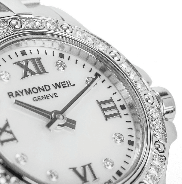 raymond weil watch review