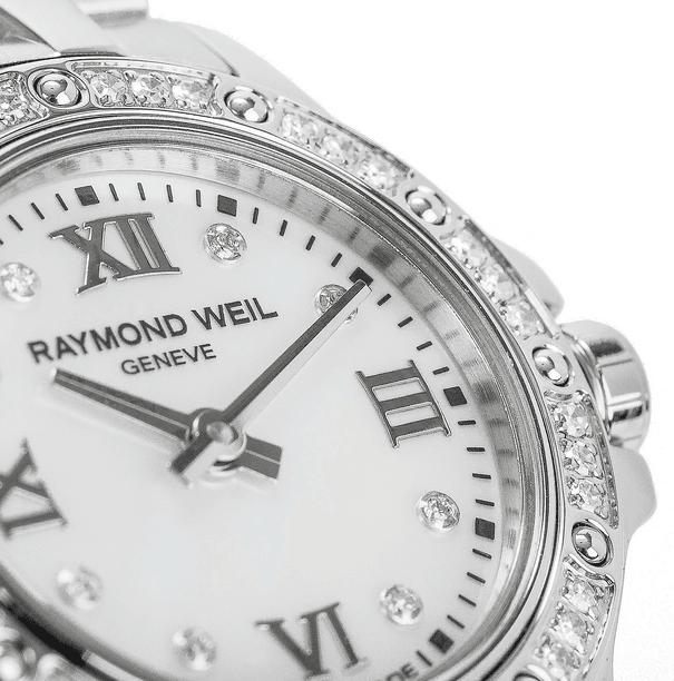 raymond weil watch review
