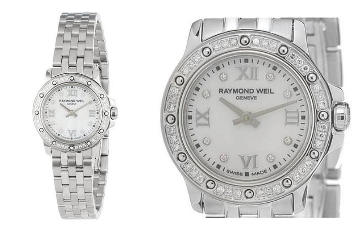 Raymond Weil Women's Tango watch - raymond weil women's 5799-sts-00995