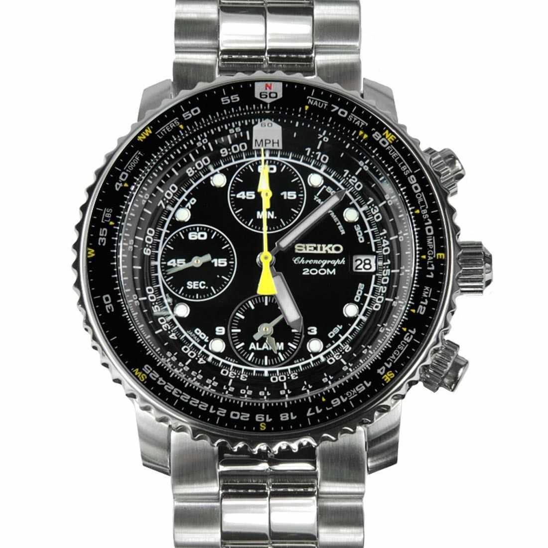 seiko sna411 watch review