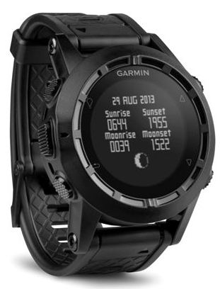 sunrise and sunset feature on a watch garmin fenix 2