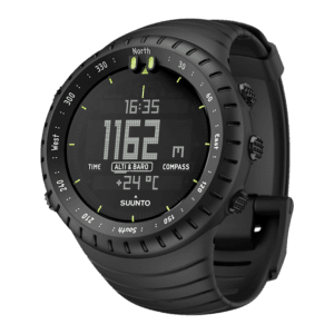suunto core military watch black