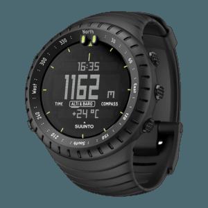 suunto core military watch black