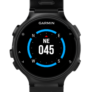 garmin compass military watch